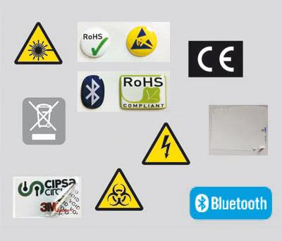 Fabricacion etiquetas industriales, etiquetas destructibles, etiquetas identificativas